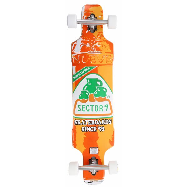 Sector 9 Dropper Platinum Longboard