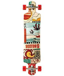 Sector 9 Paradiso Artist Longboard Complete