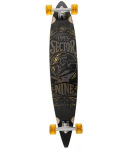 Sector 9 Bert Clsx Longboard Assorted