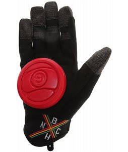 Sector 9 Bhnc Slide Skate Gloves Rasta