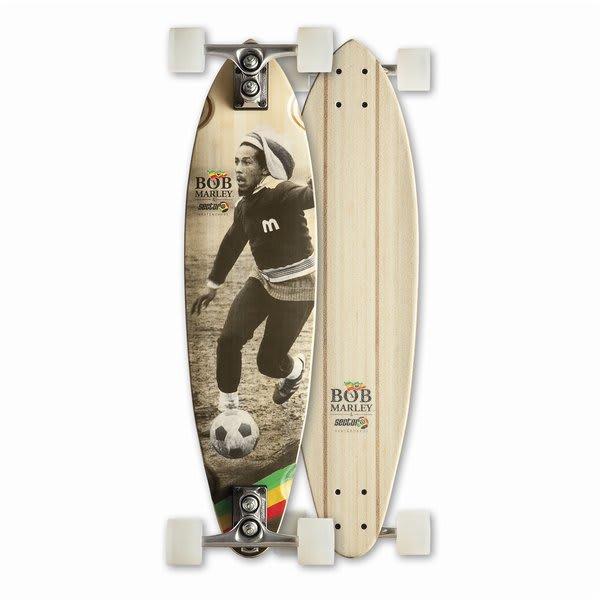 Sector 9 Bob Marley Player Longboard Skateboard Complete