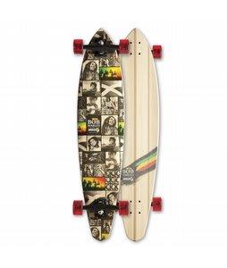 Sector 9 Bob Marley Revolution Longboard Skateboard Complete