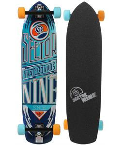 Sector 9 Carbon Flight Skateboard Complete