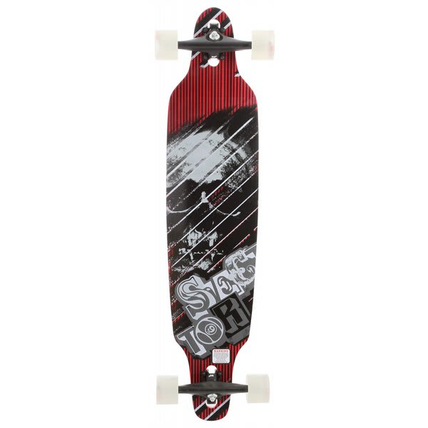 Sector 9 Carbonite Platinum Longboard Complete
