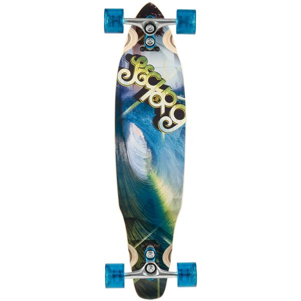 Sector 9 Chamber Sidewinder Cruiser Complete