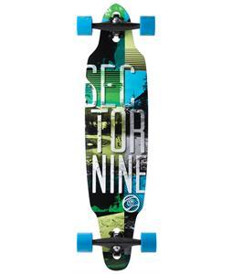 Sector 9 Drifter II Platinum Longboard Complete Blue