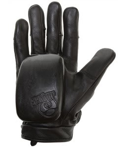 Sector 9 Driver Slide Skate Gloves Black