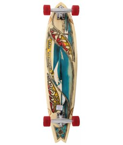 Sector 9 Fiji Bamboo Longboard Assorted