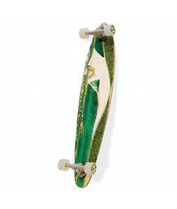 Sector 9 Green Bush Bamboo Longboard Skateboard