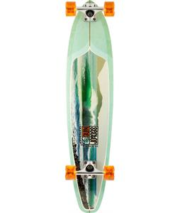 Sector 9 Green Machine CLSX Longboard Complete 38 x 8.5in