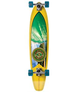 Sector 9 Green Machine Longboard Complete