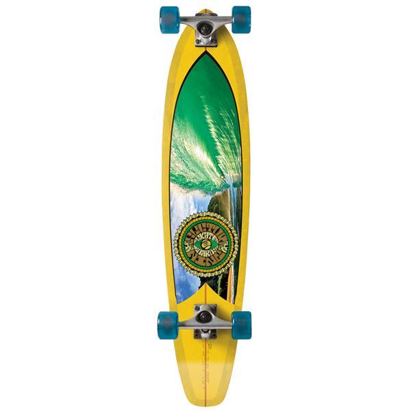 Sector 9 Green Machine CLSX Longboard Complete