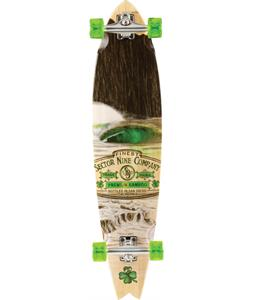 Sector 9 Ireland Bamboo Longboard Complete