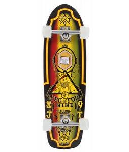 Sector 9 Joel Tudor Longboard Skateboard Complete