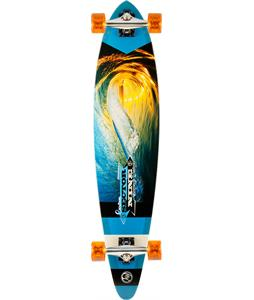 Sector 9 Ledger CLSX Longboard Complete