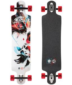 Sector 9 Meggs Kiss of Death Longboard Complete