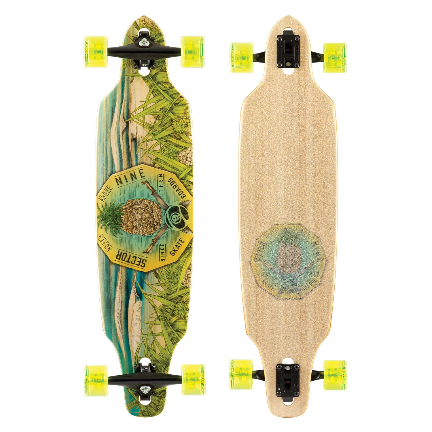 sector 9 mini lookout cruiser complete. Black Bedroom Furniture Sets. Home Design Ideas