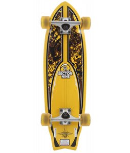 Sector 9 Quad 30 Mini Longboard Skateboard Complete