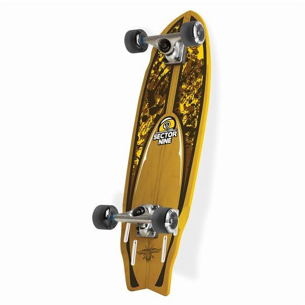 Sector 9 Quad 30 Mini Longboard Skateboard