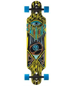 Sector 9 Seeker Platinum Longboard Complete Yellow