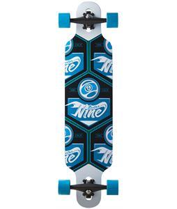 Sector 9 Seeker Platinum Longboard Complete Blue
