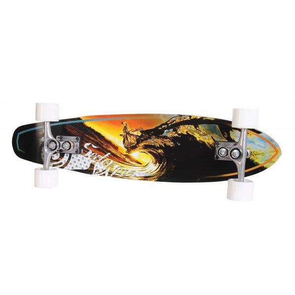 Sector 9 Dawn Patrol Cruiser Skateboard Sidewinder