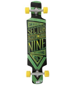 Sector 9 Slingshot Platinum Longboard Assorted