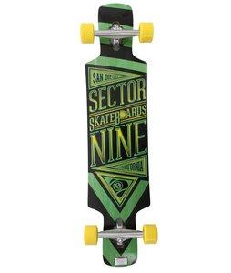 Sector 9 Slingshot Platinum Longboard Assorted