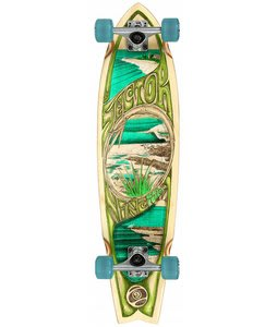 Sector 9 Snapper Bamboo Longboard Complete