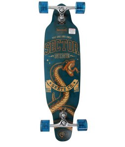 Sector 9 Striker Sidewinder Longboard Assorted