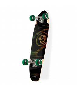 Sector 9 Subtraction Mini Longboard Skateboard Complete