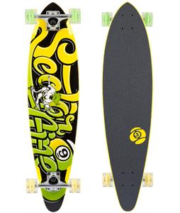 Sector 9 Swift Glo Wheel Longboard Complete
