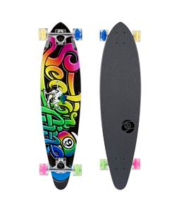 Sector 9 Swift Glow Wheel Longboard Complete