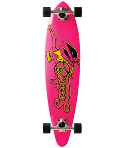 Sector 9 The Swift Fundamentals Longboard Complete Pink