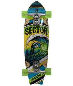 Sector 9 Wave Park Cruiser Complete
