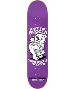 Send Help Help Ploesser Hug Skateboard Deck