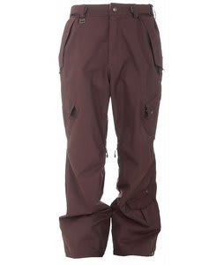 Sessions Achilles Snowboard Pants Java Brown