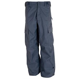 Sessions Battallion Snowboard Pants Gunmetal