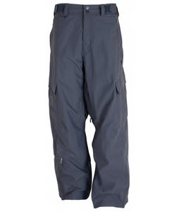 Sessions Blitzwing Ski Pants Gunmetal