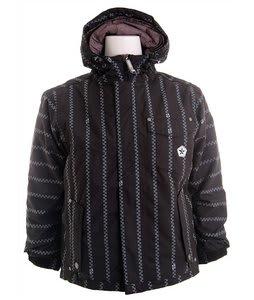 Sessions Force Pin Zip Ski Jacket