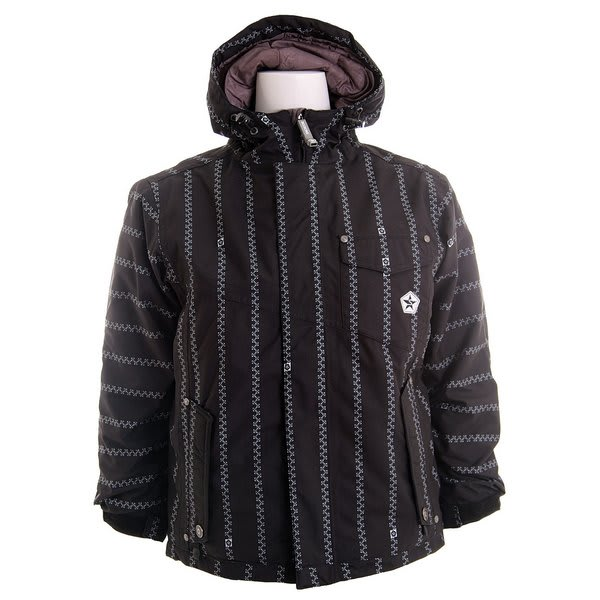 Sessions Force Pin Zip Ski Jacket