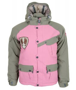 Sessions Magneto Ski Jacket Sorbet/Drab