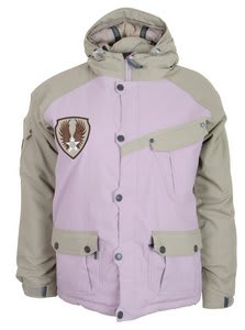 Sessions Magneto Ski Jacket Dragonfly/Khaki
