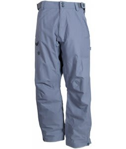 Sessions Power Grid Ski Pants Grey Lite