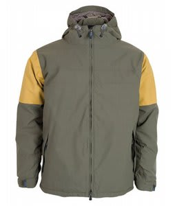 Sessions Pyro Ski Jacket Drab