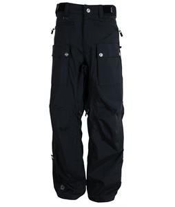 Sessions Tinker Snowboard Pants Black Magic