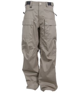 Sessions Tinker Snowboard Pants Khaki