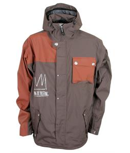 Sessions TJ's Limited Snowboard Jacket Brown
