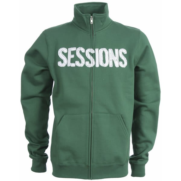 Sessions Silver Medalist Track Jacket