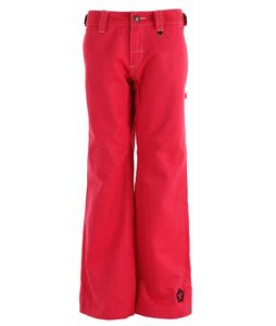 Sessions Chase Snowboard Pants Pink Ruby